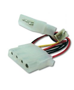 Digitus Adapter Molex to Molex+3pin MF 0.30m AK-430302-002-M