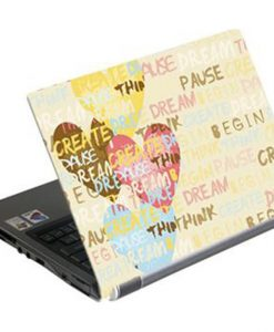 G-Cube So Happy Together Notebook Skin GSH-17L