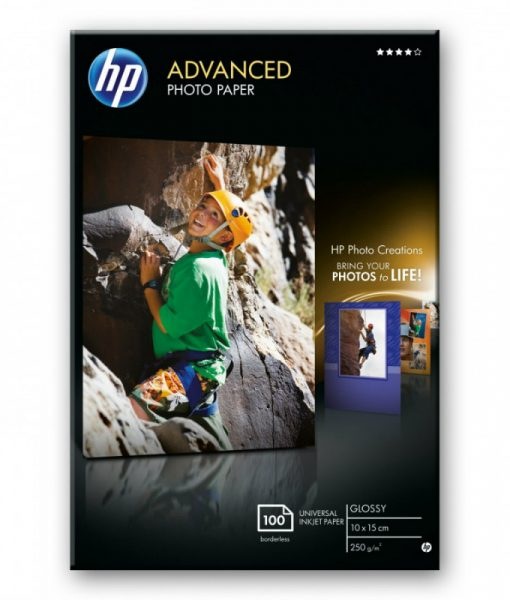 HP ADVANCED GLOSSY PH.PAPER 10X15 (Q8692A)