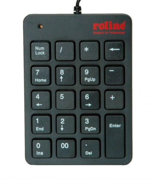 Roline Numeric Keypad USB 18.02.3229