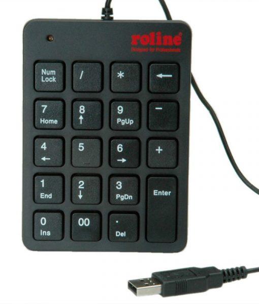 Roline Numeric Keypad USB 18.02.3229_1