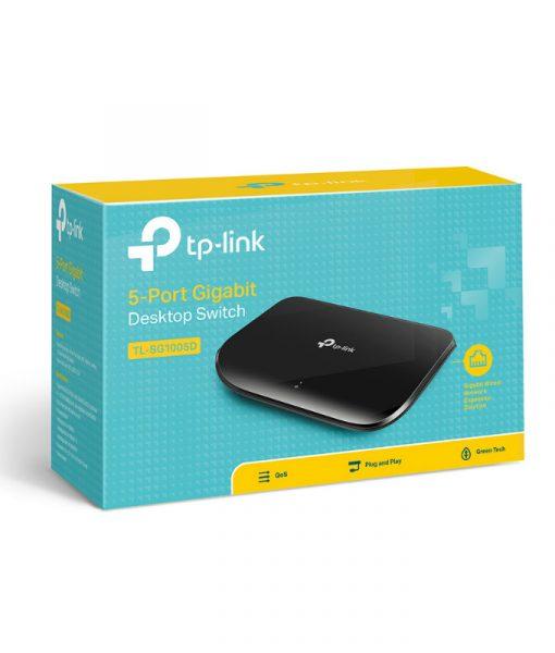 TP-Link TL-SG1005D 5 Port Gigabit Switch v6_5