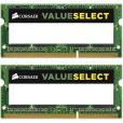 Corsair 16GB (2 x 8GB) DDR3 SODIMM 1333MHz CMSO16GX3M2A1333C9