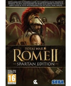 Total War Rome 2 Spartan Edition (PC)