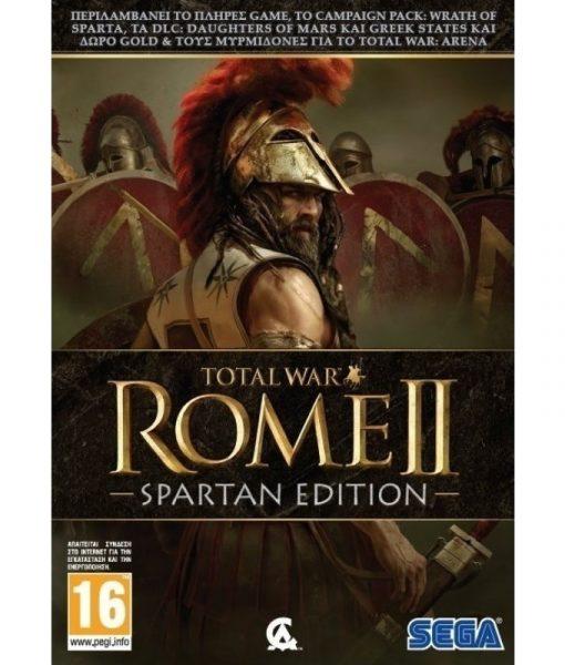 Total War Rome 2 Spartan Edition (PC)