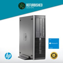 HP ELITE 8100 SFF i3-550 WIN 10 HOME Refurbished