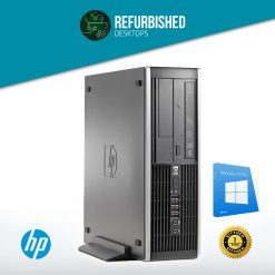 HP ELITE 8100 SFF i3-550 WIN 10 PRO Refurbished