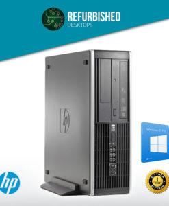 HP ELITE 8100 SFF i3-550 WIN 10 PRO Refurbished