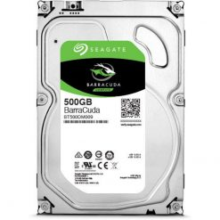 Seagate Barracuda 500GB Sata III