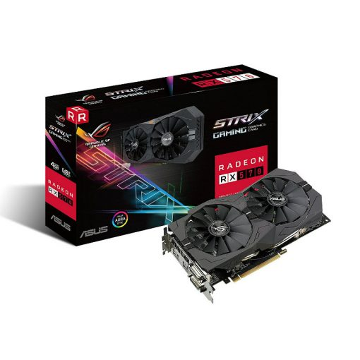 Asus Radeon RX 570 ROG Strix 4GB GDDR5