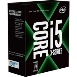 Intel Core i5-7640X 4.00GHz 6MB