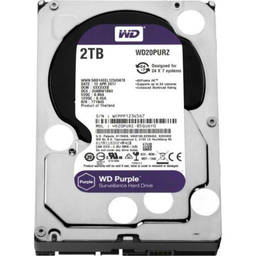 Western Digital Purple 2TB Sata III