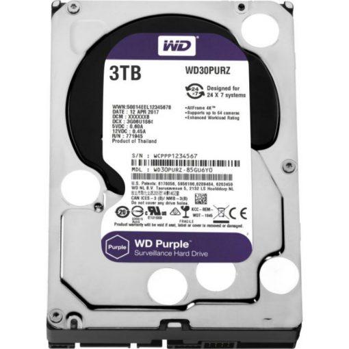 Western Digital Purple 3TB Sata III