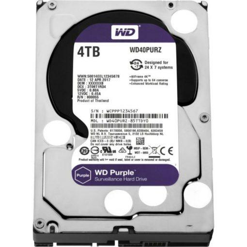 Western Digital Purple 4TB Sata III
