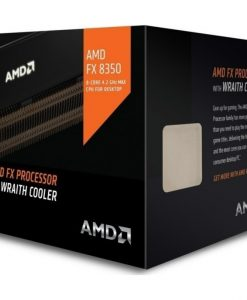 AMD FX 8350 with Wraith Cooler 4.00GHz 8MB FD8350FRHKHBX