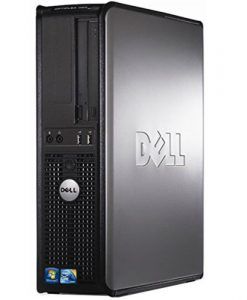 Dell OptiPlex 360 DT DC-E52002GB160GBDVDFREE DOS Refurbished