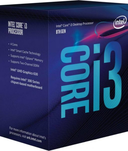 Intel Core i3-8100 3.60GHz 6MB