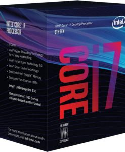 Intel Core i7-8700 3.20GHz 12MB BX80684I78700