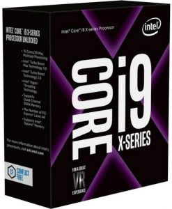 Intel Core i9-7920X 2.90GHz 16.5MB