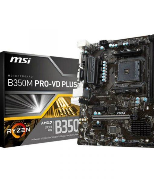 MSI B350M PRO-VD Plus