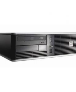 HP Compaq dc5850 SFF A64X2 5000B2GB2x80GBDVDFREE DOS Refurbished