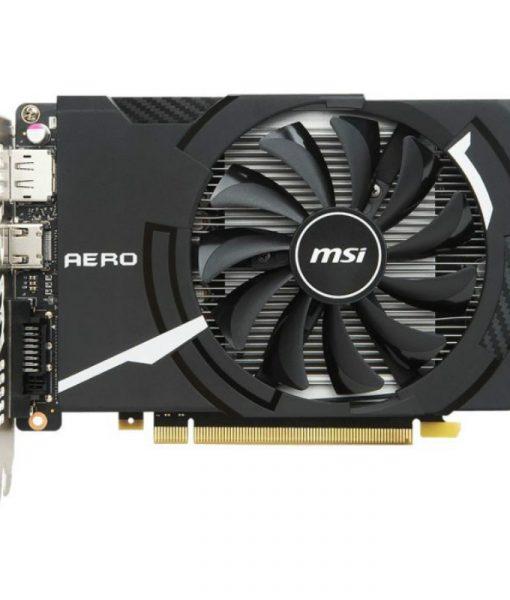 MSI GeForce GTX 1050 Ti Aero ITX 4G OCV1 4GB GDDR5 V809-2606R_1