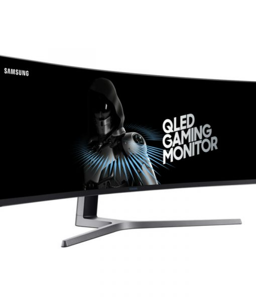 Samsung LC49HG90DMUXEN 49 Curved Quantum Dot Gaming Super Ultra-Wide FreeSync2 Monitor_1