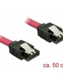 DeLock Sata III Cable Data 0.50m 82677