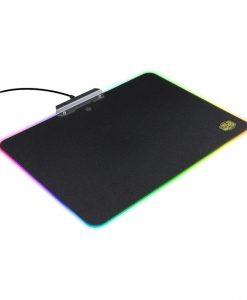 CoolerMaster RGB Hard Gaming Mousepad MPA-MP720