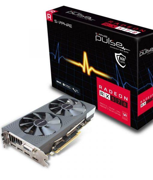 Sapphire Radeon RX 570 Pulse 8GB GDDR5 11266-36-20G