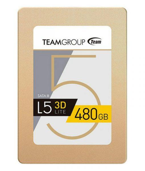 TeamGroup L5 Lite 3D 480GB 2.5 Sata III 3.0 T253TD480G3C101