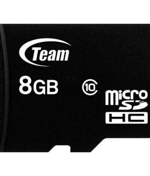 TeamGroup microSDHC 8GB Class 10 with Adapter TUSDH8GCL1003