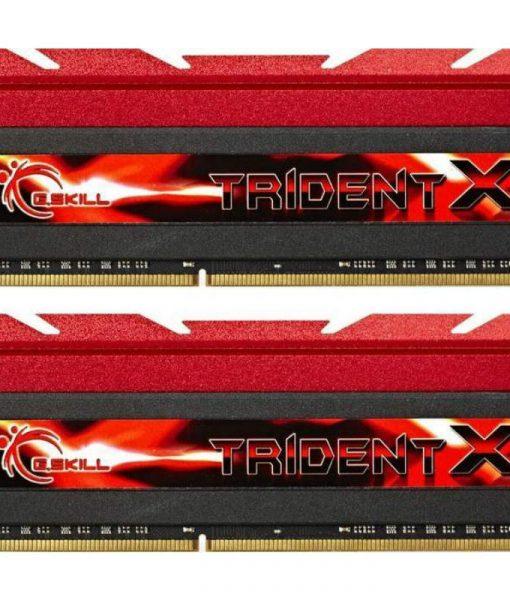 G.Skill TridentX 16GB (2x8GB) 2400MHz DDR3 F3-2400C10D-16GTX