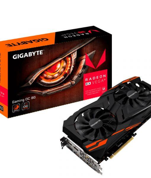 Gigabyte Radeon RX VEGA 56 Gaming OC 8GB HBM2 GV-RXVEGA56GAMING OC-8GD
