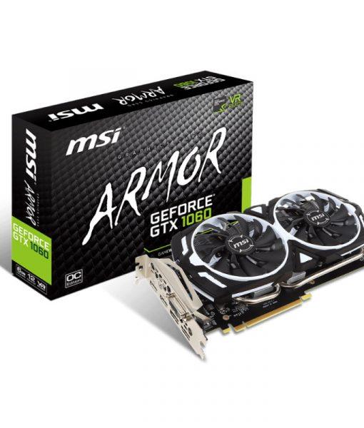 MSI GeForce GTX 1060 Armor 6G OCV1 6GB GDDR5 V328-023R