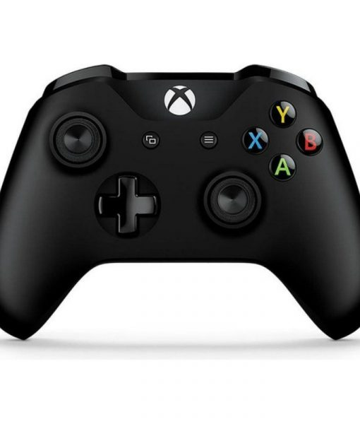 Microsoft Xbox One Wireless Controller Black for Xbox OnePC 6CL-00002