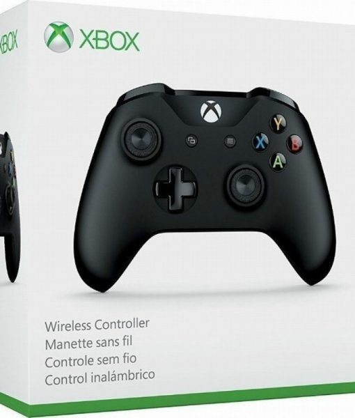 Microsoft Xbox One Wireless Controller Black for Xbox OnePC 6CL-00002_2