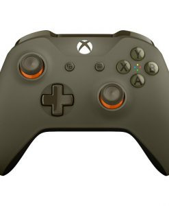 Microsoft Xbox One Wireless Controller Military Green for Xbox OnePC WL3-00036