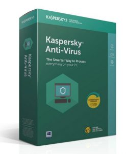 Kaspersky Antivirus 2018 1 Licence 1 Year KL1171X5AFS