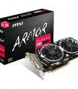 MSI Radeon RX 570 Armor 8G OC 8GB GDDR5 V341-236R