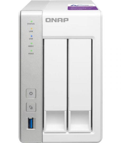 Qnap TS-231P 2-Bay NAS