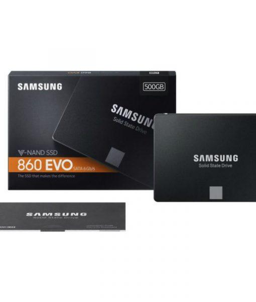 Samsung 860 EVO 500GB 2.5″ Sata III MZ-76E500BEU_5