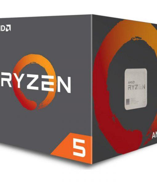 AMD Ryzen 5 2600X 3.60GHz 16MB YD260XBCAFBOX