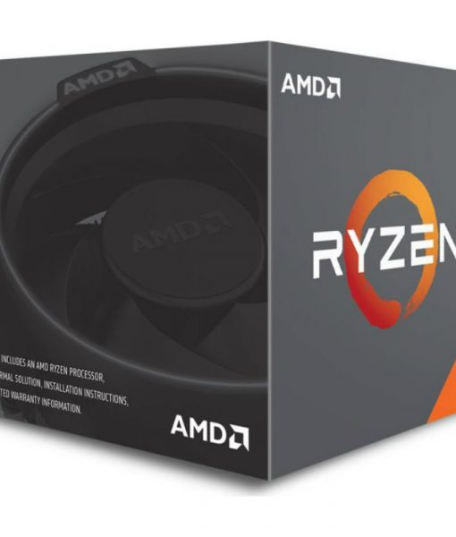 AMD Ryzen 5 2600X 3.60GHz 16MB YD260XBCAFBOX_1