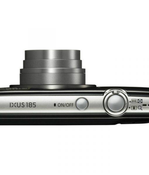 Canon Ixus 185 Black 1803C001AA_4