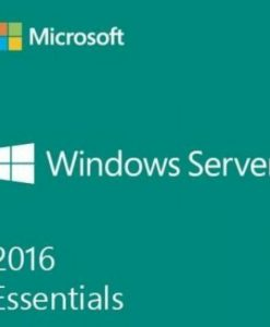 MS Windows Server 2016 Essentials DSP 1-2 CPU EN G3S-01045