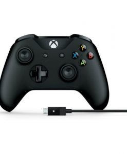 Microsoft Xbox One Wired Controller + Cable for Windows 4N6-00002