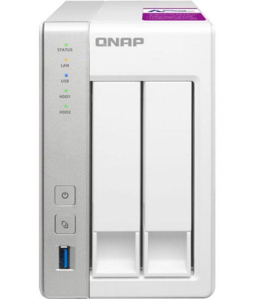 Qnap TS-231P2-1G 2-Bay NAS