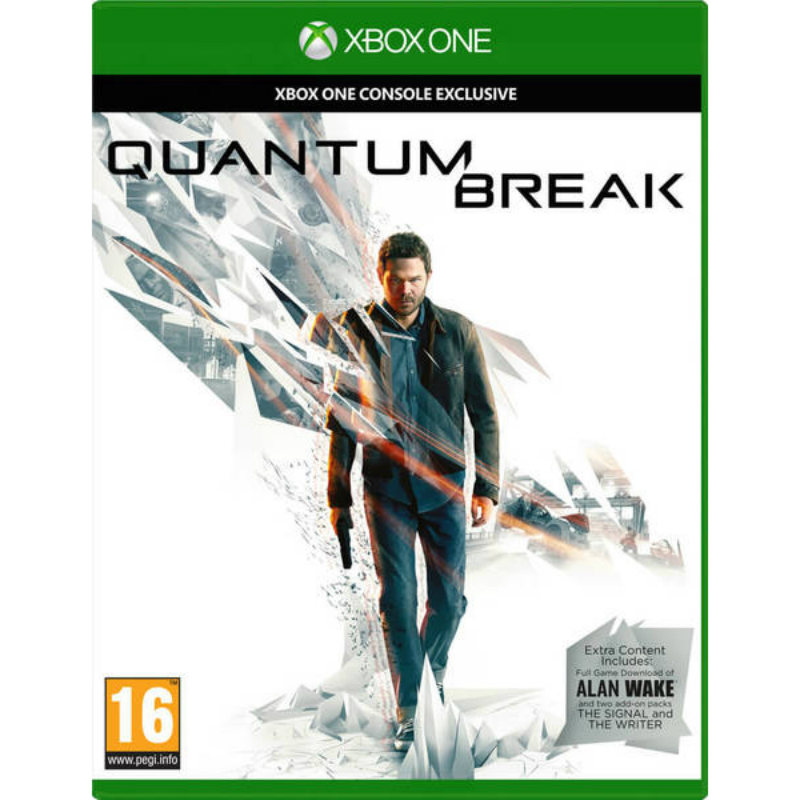Quantum Break – Xbox One