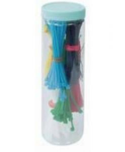 Transmedia Cable Ties 7cm-7 Colors 700 Pieces KB-SET-5L